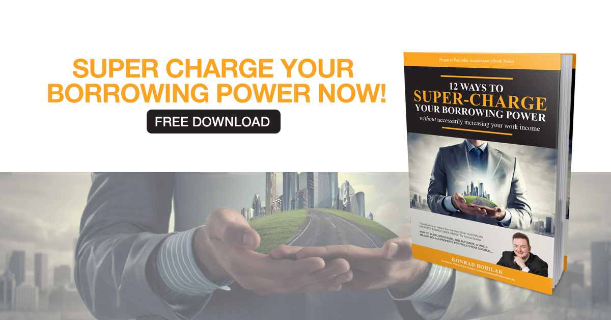 Controversial New eBook Shows How You Can Turbo Charge Your Borrowing Capacity!