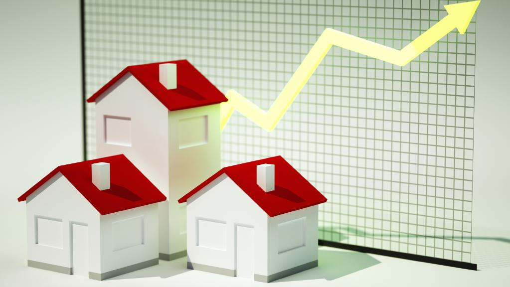 property market continues to grow