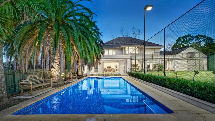 The most expensive sale of the week: 7 Wimba Avenue, Kew, which sold for $6.24 million. Photo: Jellis Craig