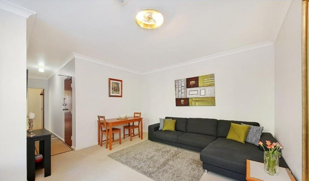 This one-bedroom apartment at 3/96 Victoria Street, Ashfield, in inner-west Sydney, sold for $605,000.Supplied