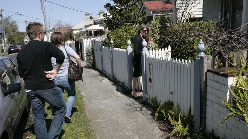Rentals are becoming too expensive for low-income tenants in some of Melbourne's cheapest suburbs. Photo: Gary Medlicott