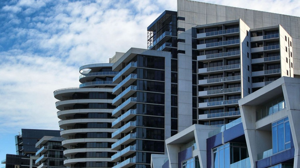 There is speculation that some new apartments are being left vacant by international investors. Photo: Graham Denholm