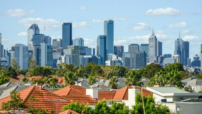 CoreLogic says 47.3 per cent of Melbourne homes are worth double the price they last sold for.