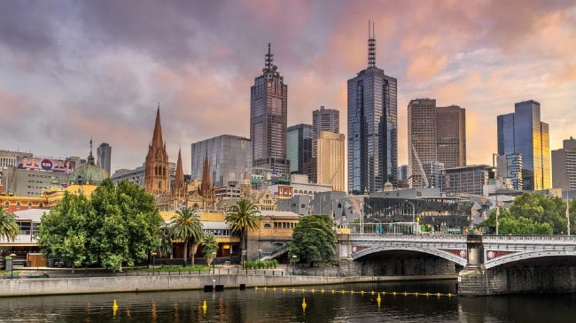 Almost 2000 properties went under the hammer, 200 more than this time last year in Melbourne.