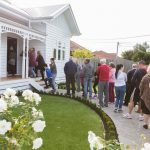 More first-home buyers in NSW are stepping onto the property ladder. Photo: Dan Soderstrom