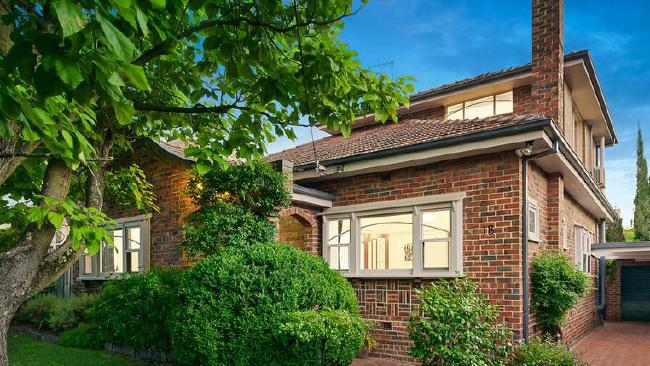 18 Bethela St, Camberwell near the popular Hartwell Primary is on the market with a price guide of $2.1-$2.31 million. Source: Supplied