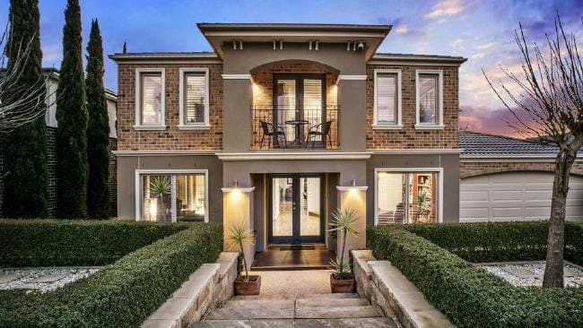9 Cambridge Drive, Berwick earned $1 million last year. Source:Supplied