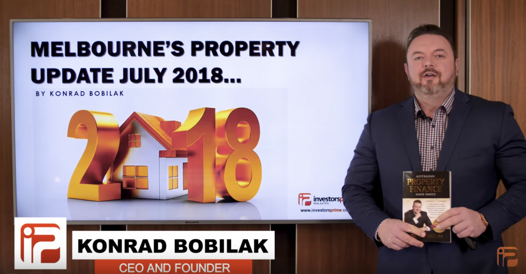 Melbourne Property Market Update July 2018