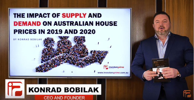 The Impact of Supply and Demand on Australian House Prices in 2019 and 2020 – By Konrad Bobilak