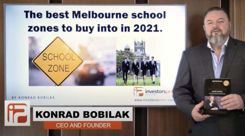The best Melbourne school zones to buy into in 2021 - konrad bobilak