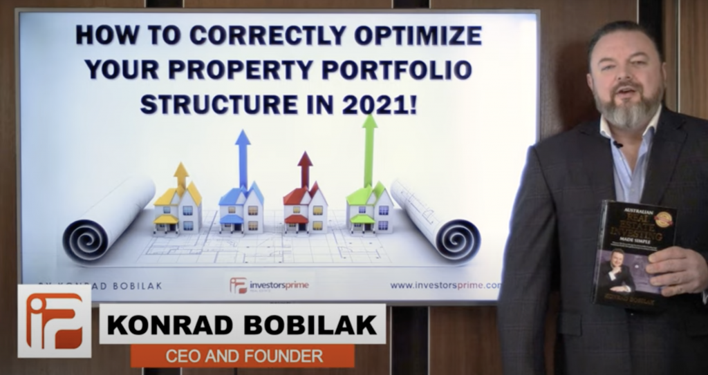 How To Correctly Optimize Your Property Portfolio Structure In 2021