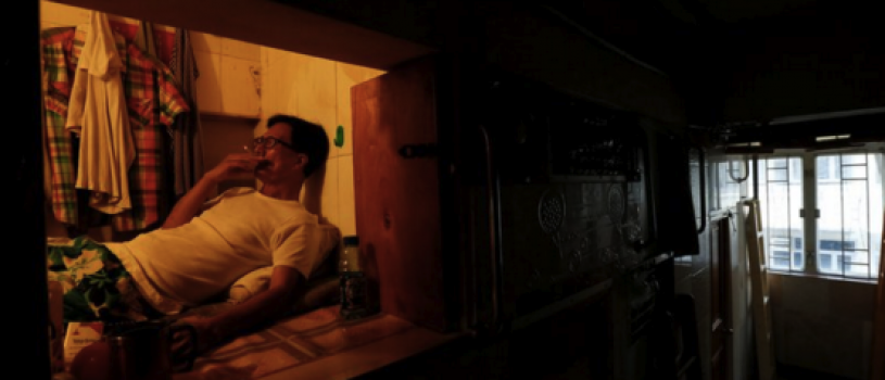 'Coffin' homes become increasingly popular in Hong Kong as property prices skyrocket