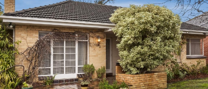 Property prices have soared more than 10 per cent each year for a decade in Monash.