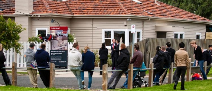 Property prices soar in once-affordable Melbourne suburbs